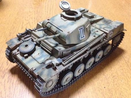 2号戦車F型