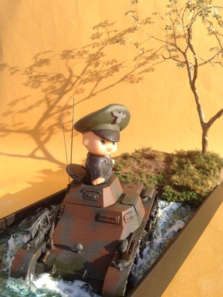 1号指揮戦車A型