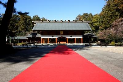 櫻木神社 御殿
