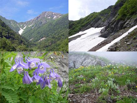 北岳 2008.07.15