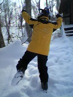 06年北海道テンションが上がる