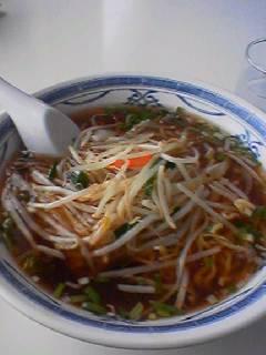 06年北海道醤油ラーメン