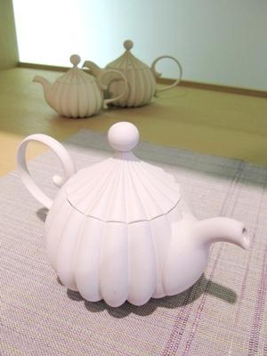 高橋生華、New茶器セット