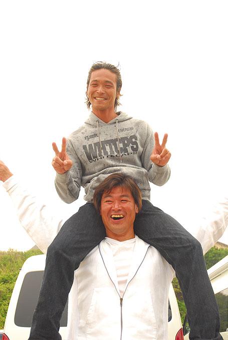 tomo君プロ昇進祝