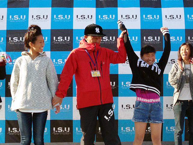 2016年 河原子チャレンジ ショートウィメン