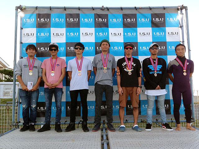 2016年度 I.S.Uサーキット 年間ランキング発表