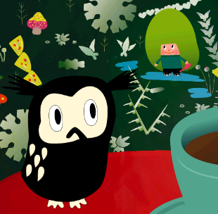 OWL COFFEE GUMLIENS FOREST