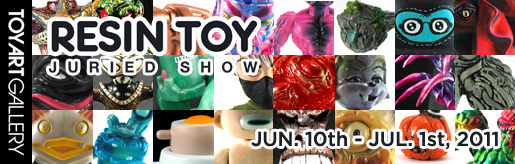 Resin Toy Juried Show