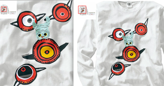 アーティストデザインTシャツ