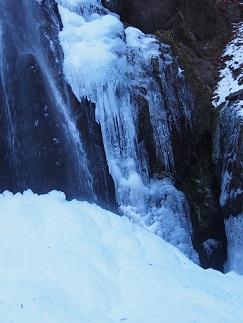 奥多摩の滝