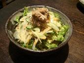 冷やし肉ミソサラダ麺