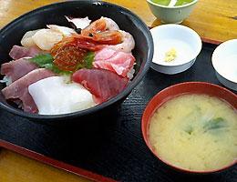 海鮮丼01