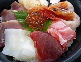 海鮮丼02