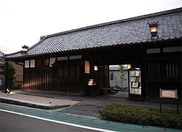 富士宮 レストラン長屋門