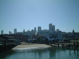 サンフランシスコ遠景