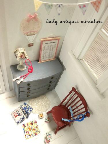 ドールハウス子供部屋