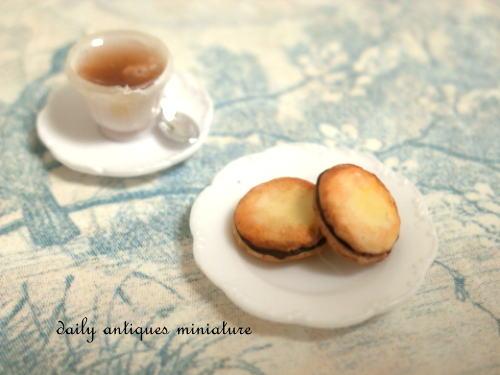 ミニチュアイギリス菓子