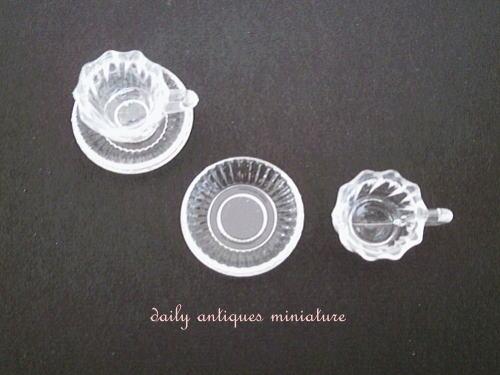 ミニチュアガラス