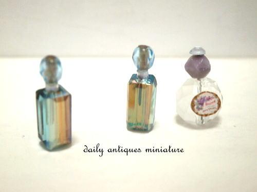 ミニチュア香水瓶