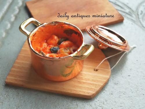 ミニチュアスープ