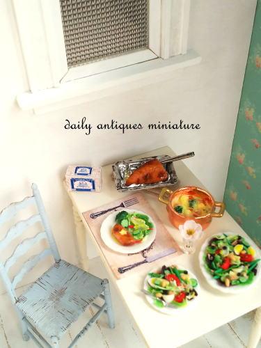 ミニチュアキッチン