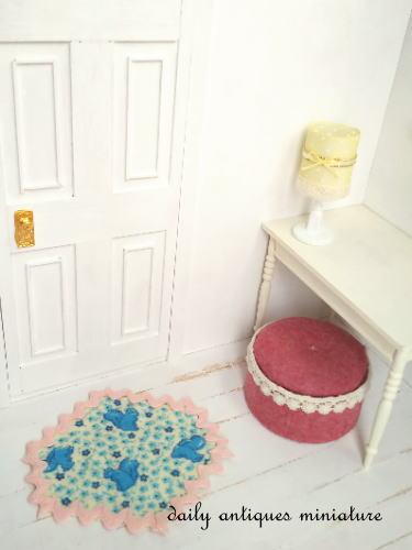 ミニチュア子供部屋