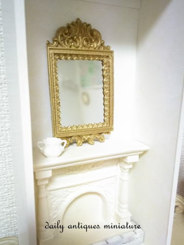 ドールハウス鏡