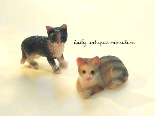 ミニチュア猫