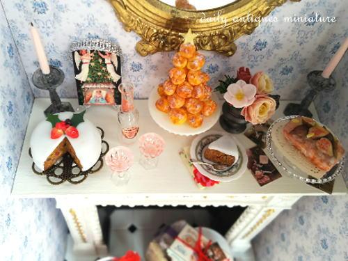 ドールハウス(クリスマス)