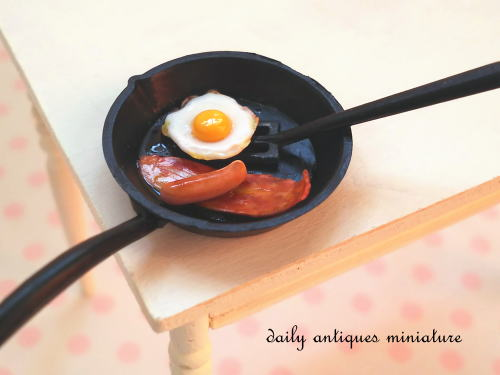 ミニチュア卵