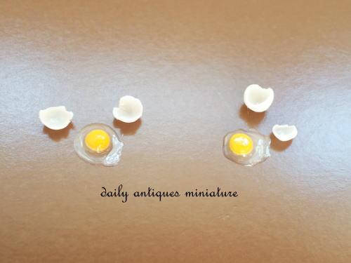 ミニチュア生卵