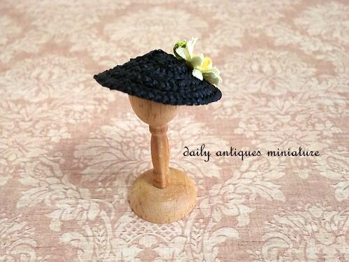 ミニチュア帽子箱