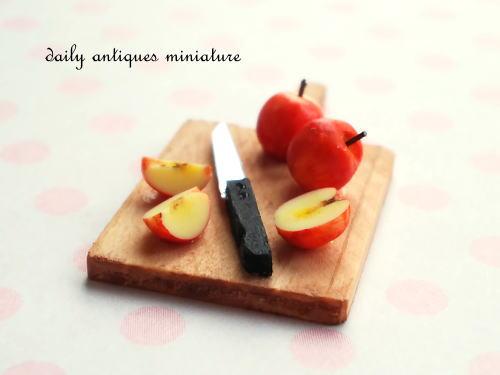 ミニチュアりんご