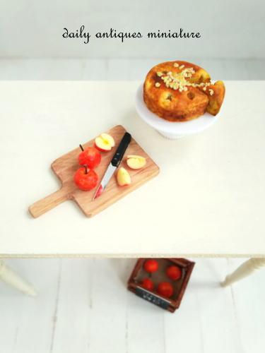 ミニチュアリンゴ