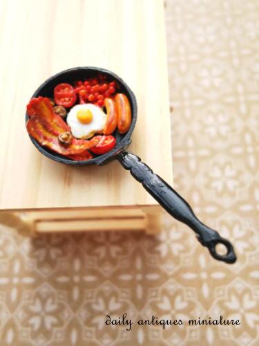 ミニチュア英国料理