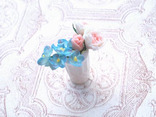 ミニチュア花
