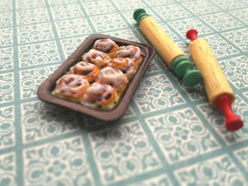 ミニチュアお菓子
