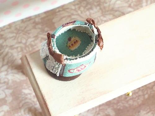ミニチュアテーブルランプ