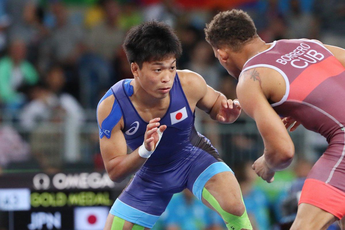 「KTテープ オリンピック レスリング」の画像検索結果