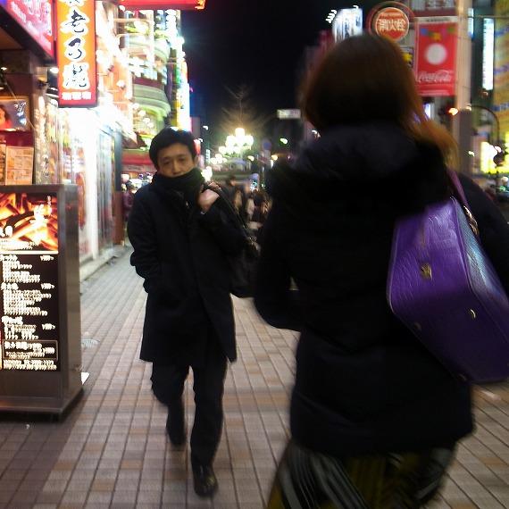 すれちがう歌舞伎町