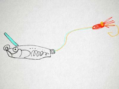 鮭釣りの最終兵器?