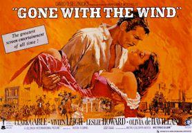 クラーク・ゲーブル「風と共に去りぬ」