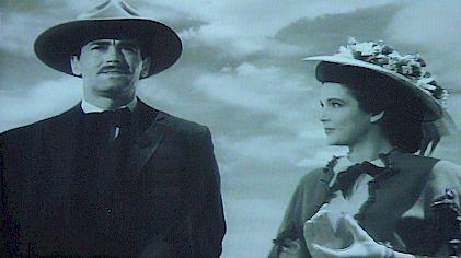 「荒野の決闘」('46)=いとしのクレメンタインの、クレメンタイン役を演じた女優さん、名前知って