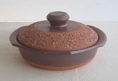 軽量土鍋 M