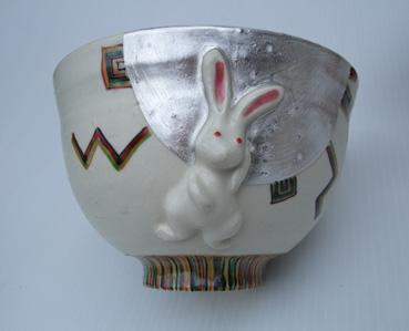 月ウサギ3