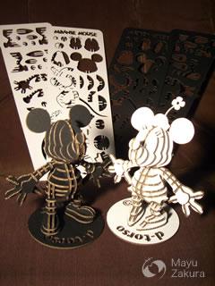 d-torso Mickey&Minnie