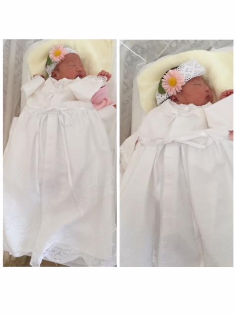 10月3日生まれの茉莉ちゃん