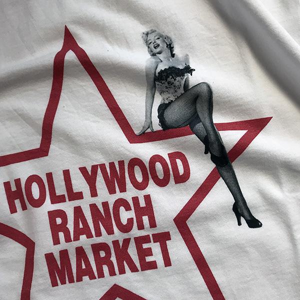 Marilyn Monroe HRM STAR TEE WHT 3.jpg