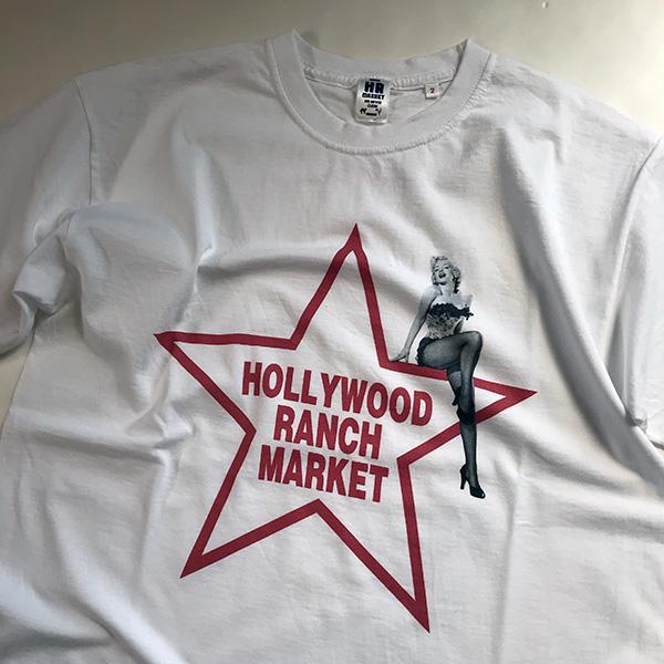 Marilyn Monroe HRM STAR TEE WHT 2.jpg