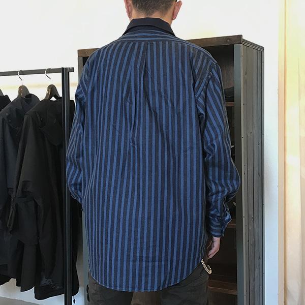 blue blue ライトテ?ニムラカ?ーシャツ4.jpg